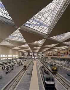 Zaragoza-Delicias Intermodal Station OAB – FERRATER & ASOCIADOS, JOSÉ MARÍA VALERO SUÁREZ, P&T GROUP