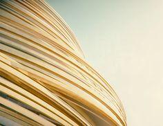 кенго кума-самая дорогая-обмен-Сидней-библиотека-круглой-башни-designboom-03