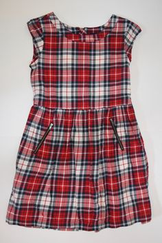 Cool Amazing Gap Kids Girls WINTER FETE Holiday Christmas Plaid Tunic Zipper Dress, Size 10 2017 2018 Check more at http://fashioncafe.top/product/amazing-gap-kids-girls-winter-fete-holiday-christmas-plaid-tunic-zipper-dress-size-10-2017-2018/