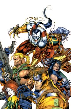 CyberForce by Silvestri