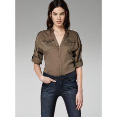 G-Star RAW—Army Rovic Shirt-Women-Shirts