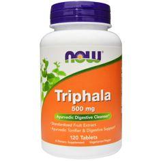 iHerb.com - Отзывы Покупателей -Now Foods, Трифала, 500 мг, 120 таблеток
