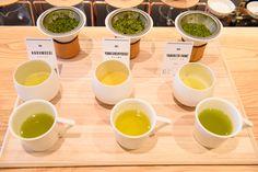 東京茶寮ハンドドリップで淹れた日本茶を提供する東京茶寮、三軒茶屋に誕生