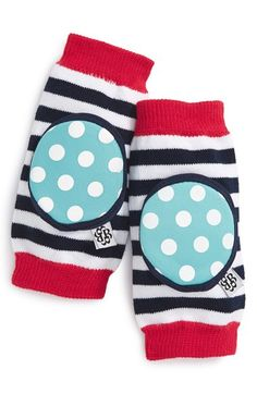 Bella Tunno 'Happy Knees' Crawler Kneepads (Baby) available at #Nordstrom