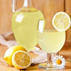 Hard Homemade Lemonade