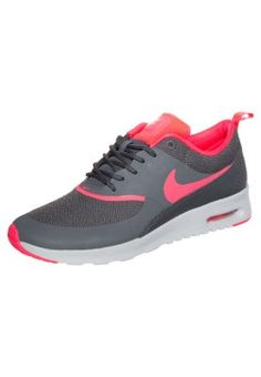 Fester Stand beim Sport und cooler Look in der Freizeit. Nike Sportswear AIR MAX THEA - Sneaker - dark grey/hyper punch/pr platinum für 119,95 € (26.01.15) versandkostenfrei bei Zalando bestellen.