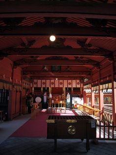 Isaniwa shrine  (Matsuyama-city, Ehime-pref, Japan)