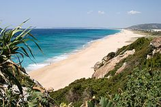 Costa De la Luz - southern Spain, some of the best beaches to sit out relax and escape the crowds - stunning vistas