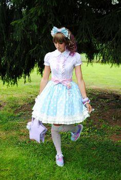 Lunie… ♥ ロリータ, sweet lolita, fairy kei, decora, lolita, loli, gothic lolita, pastel goth, kawaii, fashion, victorian, rococo, wa-lolita♥