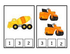 Excellent Free preschool printables construction Popular Would you normally contemplate the best way to find the money for everything? No matter whether you Preschool Charts, Preschool Printables, Preschool Learning, Free Preschool, Construction Theme Preschool, Transportation Theme Preschool, Pre K Activities, Autism Activities, Math For Kids