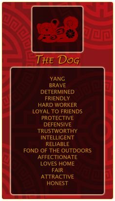 To All You Dog People: Definitively Loving & Devoted: This is The Year of the Horse: 2014 - Your Fortunate Year for Personal & Financial Matters - Learn More: Contact me: Rhoda Gelman: rhodag4@gmail.com