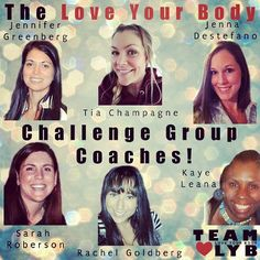 Team LYB is growing and we want you to join our team! The next fitness challenge is Feb. 4, 2013 and will more than likely sell out fast! We are also looking for ladies who want to become an Ambassador for Team LYB. They will positively represent this team, manifest a love your body philosophy and inspire others with a healthy lifestyle. If you think you got what it takes to be an Ambassador or you want to join the February challenge, click the picture and send me a private message on…