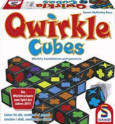 Schmidt Spiele 49257 - Qwirkle Cubes:Amazon.de:Spielzeug
