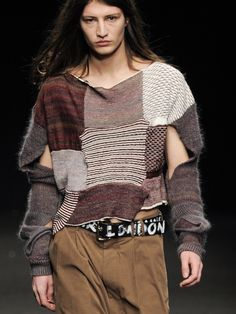 where did all my sweaters go - Vivienne Westwood F16