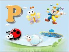 Letra P - Canal Semillitas Videos Para Bebes y Preescolares