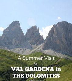 Whilst well-known for its endless skiing possibilities in winter, the Val Gardena region of The Dolomites makes the perfect summer getaway, too.