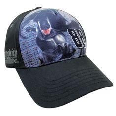 Dale Earnhardt Jr. Batman Cap Nascar Hats 3d29296e0a9f