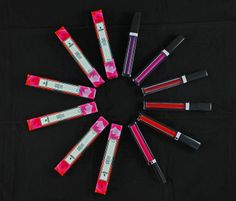 This shit is dope. #vegan, #crueltyfree long wearing liquid #lipstick by @Aromi. Goes on like a lip gloss and dries to a matte finish.  Once dry, it doesn't smear or smudge and lasts for hours.  Available in six bold colors - preppy red, flamenco red, electric orchid, forbidden fuchsia, rich rosewood, and vamptastic plum.  www.aromibeauty.com