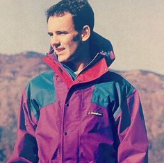 The @Diane Berg Alpine Extrem Three Layer GoreTex Jacket from Summer 1994!