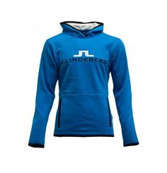 **SALE** When wearing not technically demanding hoodies during exercise you will quickly soaking wet, you will be cold and you want to go home what dry wear. Not so with the stylish Logo Hood of the house of J Lindeberg. Feel free yourself and experience heavenly comfort with the quick-drying fabric that keeps you dry all day. J. Lindeberg collection combines high-tech material with a waisted fit and a trendy look. Ski wear will never be the same. Ski Fashion, Mens Fashion, Soaking Wet, Ski Wear, Fashion Forward, Skiing, Light Blue, Sporty, Ski