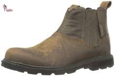Skechers Blaine - Orsen, Bottes homme, Marron (Cdb), US 9.5 UK 8.5 EU 42.5 - Chaussures skechers (*Partner-Link)