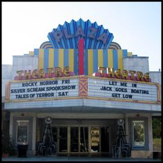 The great old Plaza Theater on Ponce, Atlanta, Georgia ... lived all over Atlanta during many years there ... my favorite places to be are still the intown Ponce/L5P/Virginia-Highlands/Briarcliff/Candler Park areas.