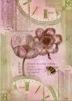 La Blanche stamp