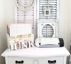 The Cottage Market: Cottage of the Week 'Shabby Chic' printer