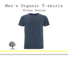 Be amazed with our new Men's organic T-shirt. Made with organic cotton, fair wear, and carbon neutral. Check this out! Carbon Neutral, Change Maker, Vegan Friendly, New Man, Organic Cotton, Comfy, Earth, Check, Mens Tops