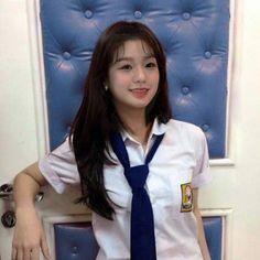 Fan Edits, Kpop Girls, Girl Group, Korea, Coat, Beautiful, Number, Positive Quotes, Idol