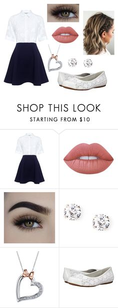 """11"" by cutie-pie24 ❤ liked on Polyvore featuring Paul & Joe Sister, Lime Crime, Disney and SoftWalk"