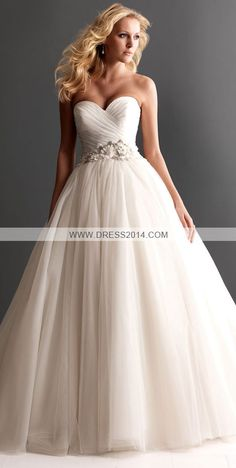 i love this kind of wedding dress