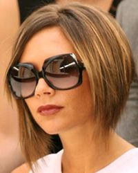 Trendy Hairstyles | Trendy hairstyles like Victoria Beckman's took off big time!