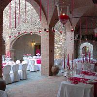 Castello di Bibbione - Chianti : wedding medieval castle - wedding tuscany #CourtYard #Landscape #Outdoor  ༺༺  ❤ ℭƘ ༻༻  IrvineHomeBlog.com