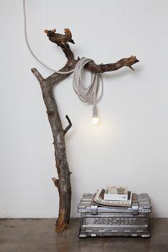 MATT- knitted light - Nice idea of hanging Matt. | interior design | inspiration | llot llov | Berlin | product design  http://www.llotllov.com/shop/enter-shop/