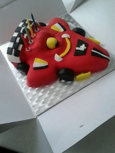 Birthday Cake for a special little boy
