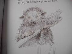 L'écureuil et la première neige, Sebastian Meschenmoser - L'accro des Livres