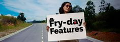 """BIG GIRL IN A SKINNY WORLD """"In this week's Fry-day Feature, Tomboy Tart Raven is an angsty big girl in a world of skinny people and goes on a major fashion tirade."""""""