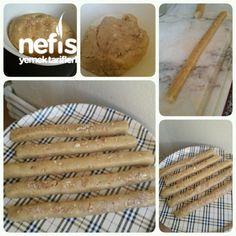 5 Dk Da 5 Malzeme İle Enfess Tatli Deserts, Bread, Sweet, Foods, Diy, Essen, Candy, Food Food, Food Items