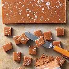 Pumpkin-Spice Caramels