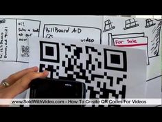 How To Create QR Codes For Videos and Improve Your Video Marketing - YouTube
