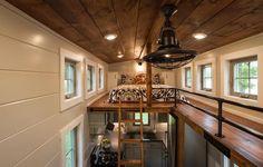Bedroom Loft - Retreat by Timbercraft Tiny Homes