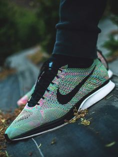 Nike Flyknit Racer Multicolor 2.0 - 2015 (by Konrad Bernat) Nike Shoes For  Sale 30d0eb4f7
