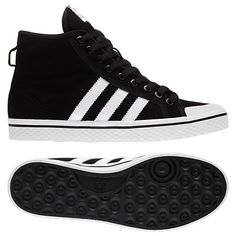 adidas Honey Stripes Mid Shoes - I already have these but need to get myself another pair for back up. Love them so much. 0_0
