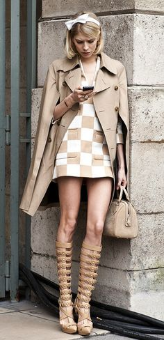 Fall Essentials: Classic Trench