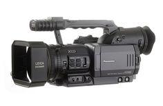Telecamera Professionale Panasonic DVX100B