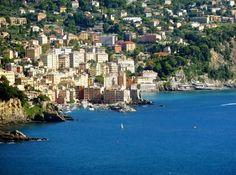 Seascape North Italy Riviera
