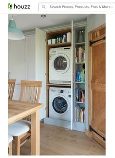 1000 ideas about washer dryer shelf on pinterest. Black Bedroom Furniture Sets. Home Design Ideas