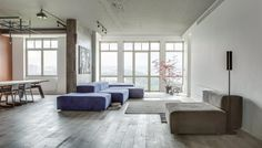 32nd apartment  / 2B.group