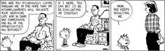 Calvin and Hobbes - Google+